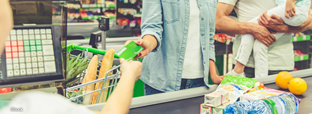 Consumers Paid Less for Grocery Store Foods in 2016 Than in 2015