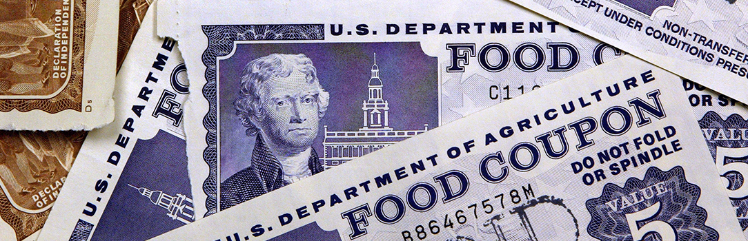 Food stamps montage