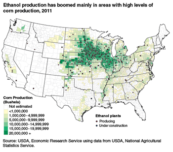 Opportunities for rural wealth creation depend on location and timing of investment