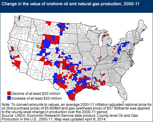 USDA ERS - Documentation and Maps