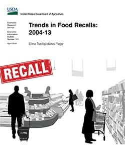 USDA ERS - Trends in Food Recalls: 2004-13