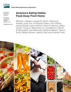 USDA ERS - America's Eating Habits: Food Away From Home