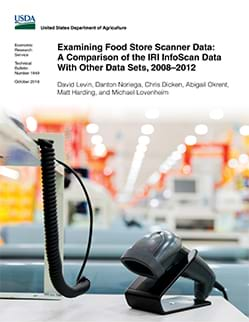 USDA ERS - Examining Food Store Scanner Data: A Comparison of the